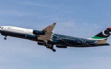 الصورة: الصورة: ليبيا تستعيد طائرة القذافي بعد سنوات الاغتراب