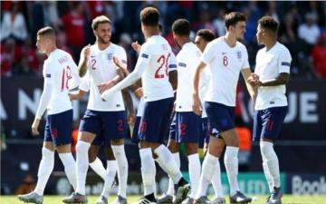 الصورة: الصورة: سلبية اختبارات كورونا لجميع لاعبي المنتخب الإنجليزي