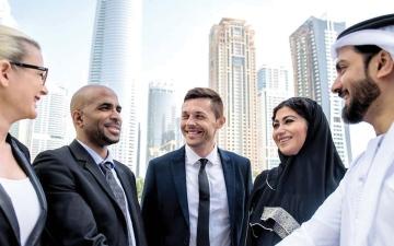 الصورة: الصورة: الإمارات تمتلك شبكة هائلة لدعم رواد الأعمال