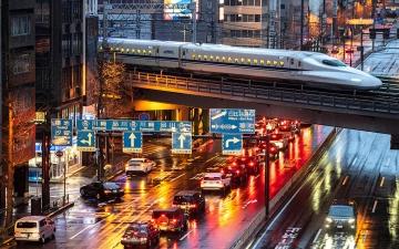الصورة: الصورة: اليابان تتعهد بتقديم 10 مليارات دولار لدعم انتقال الطاقة في آسيا