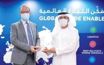 الصورة: الصورة: موانئ دبي العالمية تعزز شراكتها مع «اليونيسيف»