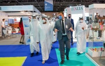الصورة: الصورة: أحمد بن سعيد: دبي مستمرة في دعم القطاعات الحيوية لتسريع وتيرة التعافي الاقتصادي