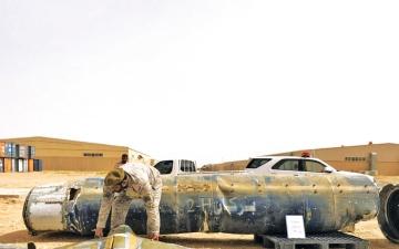 الصورة: الصورة: الإمارات تدين محاولات الحوثيين استهداف خميس مشيط