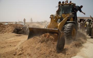 الصورة: الصورة: الاتحاد الأوروبي يهدد معرقلي الاستقرار في ليبيا بالعقوبات