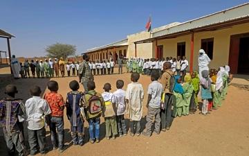 الصورة: الصورة: ولاة السودان يتعهدون بتحسين حياة السكان