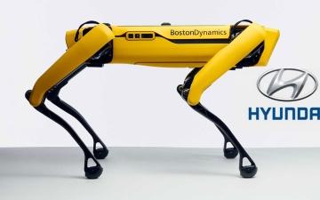 الصورة: الصورة: هيونداي تستحوذ على شركة روبوتات أمريكية بـ 880 مليون دولار