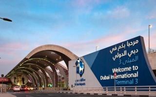 الصورة: الصورة: «دبي الدولي» أكبر مطار في السعة المقعدية عالمياً في يونيو