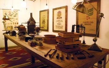 الصورة: الصورة: تراث غني للمنطقة يجسده متحف القهوة في دبي