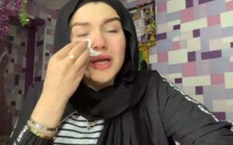 """الصورة: الصورة: مصر .. القبض على فتاة """"التيك توك"""" حنين حسام"""