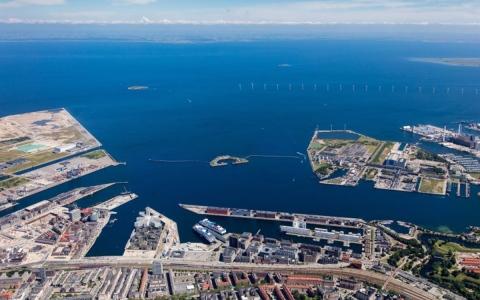 الصورة: الصورة: تحمي المدينة من العواصف.. جزيرة اصطناعية قبالة كوبنهاغن ستؤوي 35 ألف نسمة