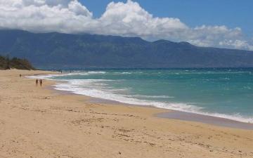 الصورة: الصورة: عادة خاطئة يمارسها الكثيرون على شواطئ البحار