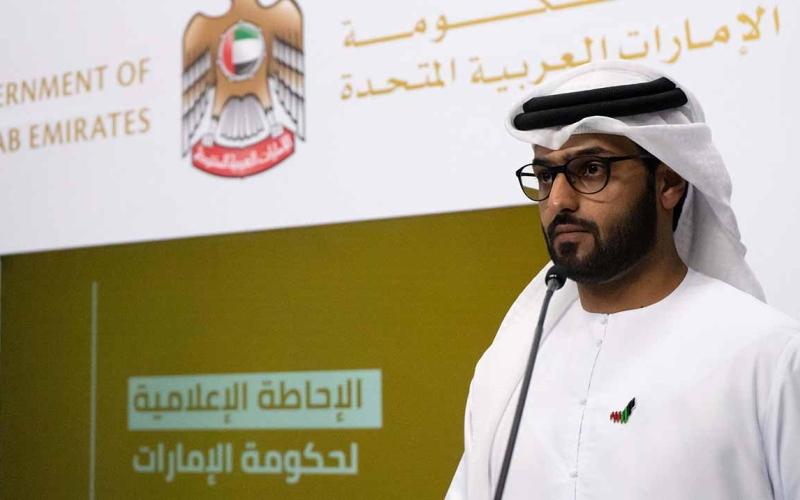 الصورة: الصورة: الإمارات الأولى عربياً بمؤشر التعافي الاقتصادي من كورونا في أكتوبر الماضي
