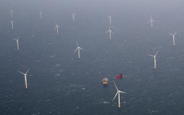 الصورة: الصورة: «آيرينا»: الطاقة المتجددة أكثر تنافسية من الأحفورية في 2020