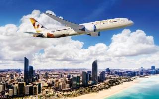 الصورة: الصورة: الاتحاد للطيران تطلق رحلاتها إلى فيينا 18 يوليو المقبل