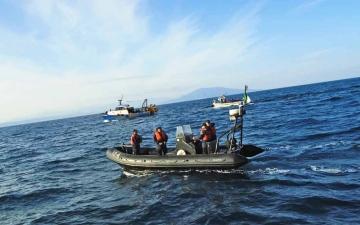 الصورة: الصورة: اختفاء سفينة صيد يثير الهلع في الجزائر