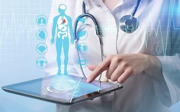 الصورة: الصورة: حلول رقمية وخدمات مبتكرة في معرض الصحة العربي