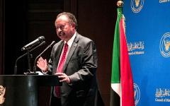 الصورة: الصورة: حمدوك: الأزمة السودانية سياسية بامتياز