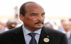 الصورة: الصورة: إيداع رئيس موريتانيا السابق السجن