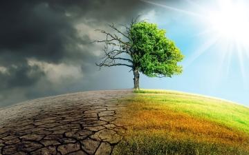 الصورة: الصورة: العالم على أعتاب تداعيات مناخية كارثية