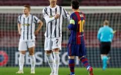 الصورة: الصورة: برشلونة يخطط للتعاقد مع رونالدو في صفقة تاريخية