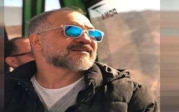 الصورة: الصورة: وفاة المخرج المصري أحمد المهدي بعد صراع مع المرض