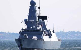 الصورة: الصورة: بين الإعلان الروسي والنفي البريطاني.. ما الذي حصل في البحر الأسود؟