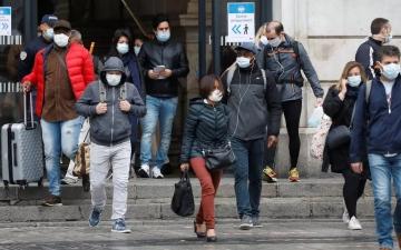 الصورة: الصورة: سلالة دلتا ستكون الأكثر انتشاراً في أوروبا