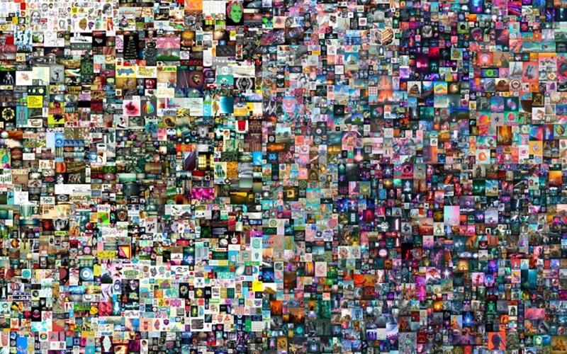 الصورة: الصورة: سوق الفن الرقمي في دبي.. آفاق إبداعية ومنصات عالمية