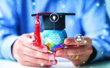 الصورة: الصورة: 15 مرتكزاً تشكل ملامح مستقبل التعليم الجامعي