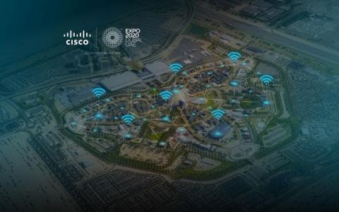 """الصورة: الصورة: """"سيسكو"""" تؤكد جاهزيتها لإثراء الاتصالات البشرية والرقمية بـ«إكسبو 2020 دبي»"""