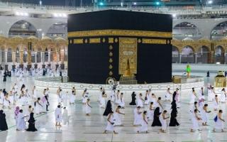 الصورة: الصورة: السعودية تكشف إجراءات نقل الحجاج