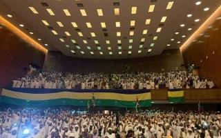 الصورة: الصورة: الحزب الاتحادي في السودان.. العودة بعد غياب وانقسام