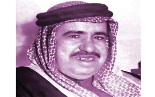 الصورة: الصورة: عبدالله الأحمد الجابر.. رجل الأمن الأول في الكويت
