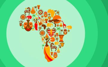 الصورة: الصورة: أفريقيا في إكسبو 2020 دبي.. حضارة وتاريخ