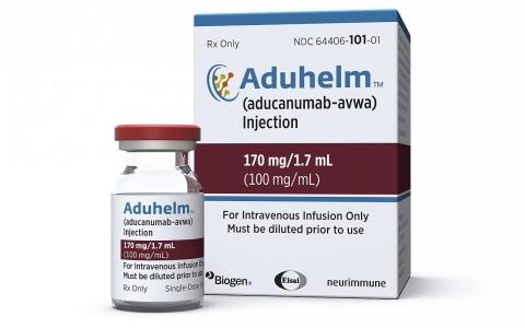 الصورة: الصورة: الولايات المتحدة تحصر استخدام الدواء الجديد ضد ألزهايمر بالحالات المعتدلة