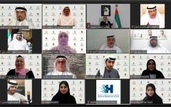 الصورة: الصورة: تكريم 48 طالباً بجائزة «الإمارات للعلماء الشباب»