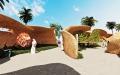 الصورة: الصورة: جناح مؤسسة دبي للاستثمارات الحكومية في إكسبو 2020.. واحة للسكينة