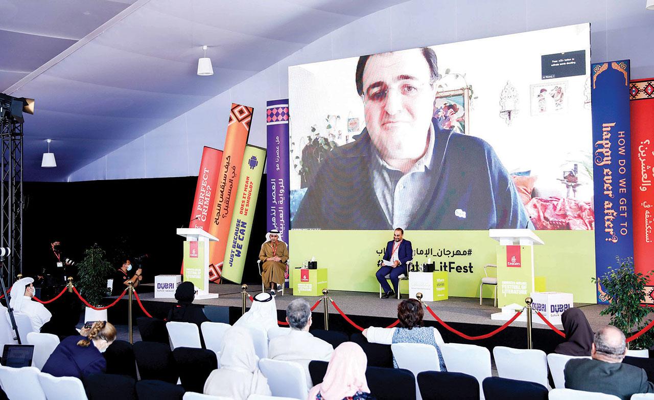 مهرجان طيران الإمارات للآداب يطلق محتواه بحلّة جديدة