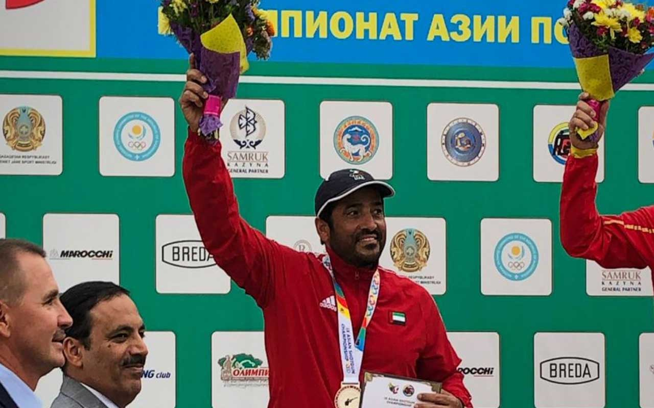 الإمارات أمل العرب بالرماية والجودو في أولمبياد طوكيو