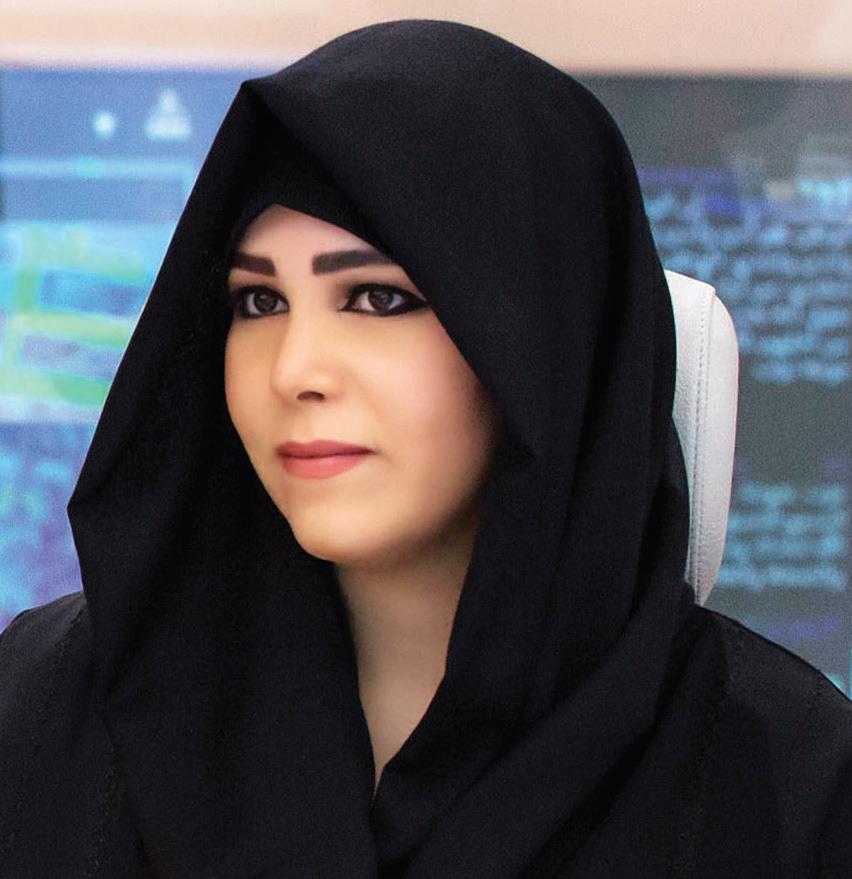 الصورة : لطيفة بنت محمد: ربي يحفظك لنا ولشعبك اللي يحبك