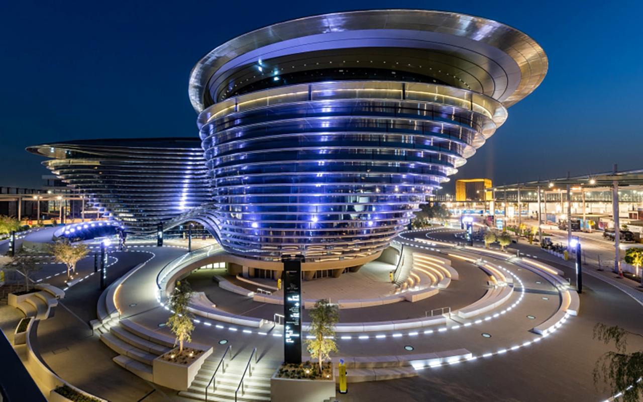 الصورة : «إكسبو دبي » ملتقى الثقافات والحضارات   أرشيفية