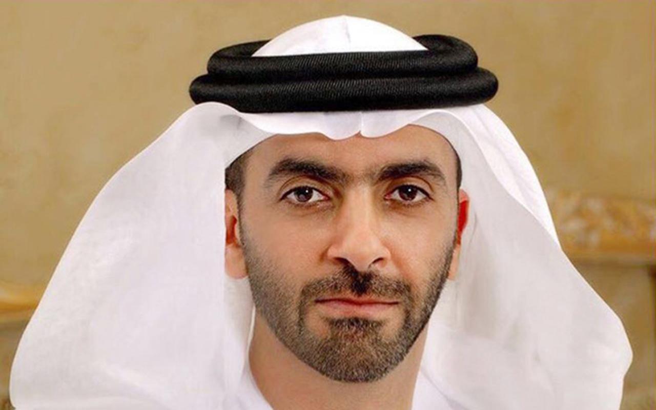 سيف بن زايد يهنئ قيادة الإمارات وشعبها بعيد الأضحى