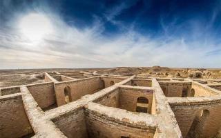 الصورة: الصورة: اكتشاف مدينة أثرية في العراق تعود لـ4000 عام