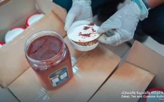 الصورة: الصورة: السعودية.. إحباط تهريب أكثر من 2.1 مليون حبة كبتاغون في معجون الطماطم