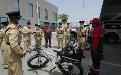 الصورة: الصورة: عبدالله المري: دور كبير لـ«شرطة الموانئ» في الحفاظ على أمن دبي البحري