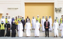 الصورة: الصورة: «كهرباء دبي» تدشن 3 محطات نقل رئيسية بـ430 مليون درهم