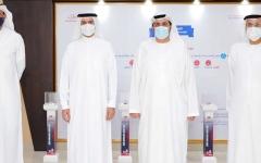 الصورة: الصورة: «إسعاف دبي» تستعرض جهود توطين «الطب الطارئ»