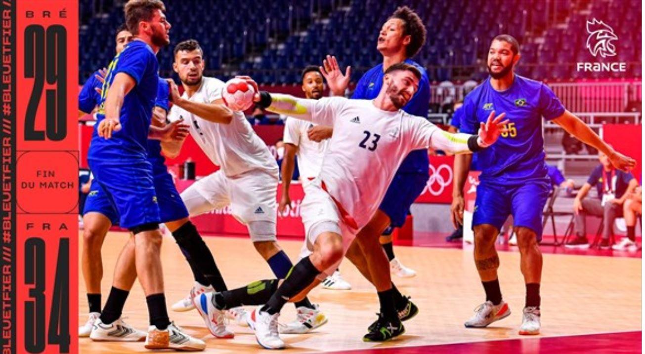 صورة فرنسا تواصل انطلاقتها في كرة اليد وألمانيا تحقق الفوز الأول – الرياضي – أولمبياد طوكيو