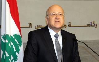 الرئيس اللبناني يكلف ميقاتي بتشكيل حكومة جديدة