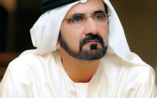 محمد بن راشد: دبي ستبقى منصة الشباب العربي الطامح للعالمية